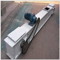 埋刮板输送机 高温耐用刮板运料机