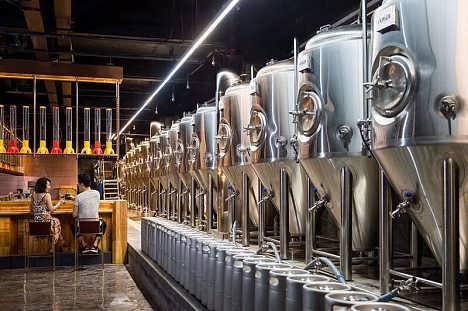 精酿啤酒设备厂家供应酿酒技术培训-北京史密力维环保科技有限公司