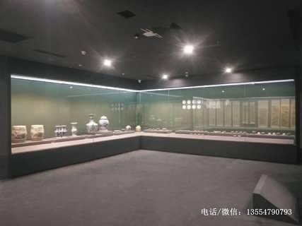 兰州博物馆展柜定制厂家,专业博物馆展柜制作公司