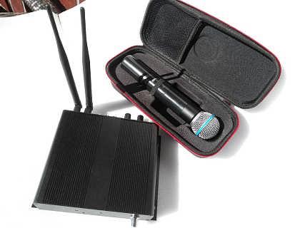 展厅无线导览机展厅语音讲解系统分区广播导览设备