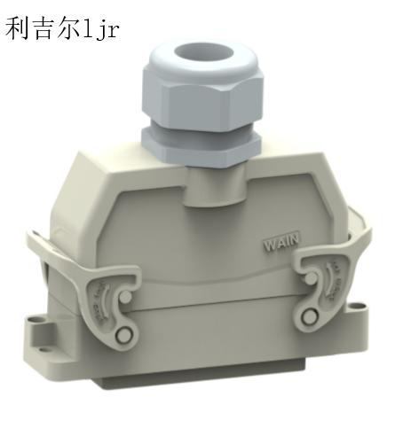 WAIN唯恩HDC-008/8防开路连接器-河北利吉尔电子科技有限公司
