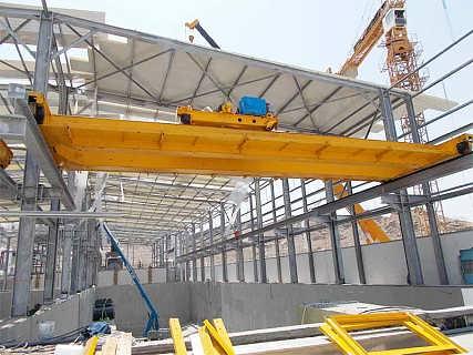 桥式起重机生产出售直销-山东龙辉起重机械有限公司-