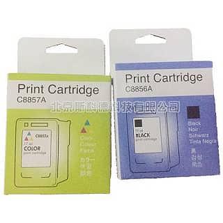斯科德Signcard C3600护照打印机黑色墨盒C8856A