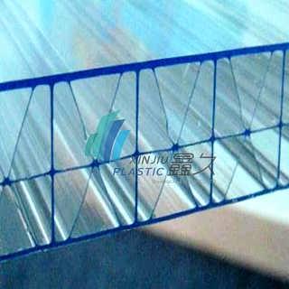 上海草绿色米字型阳光板出售