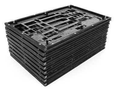 鸿成达厂家定制过炉治具 波峰焊治具 PCBA过炉载具 工装夹具-东莞市鸿成达五金电子科技有限公司