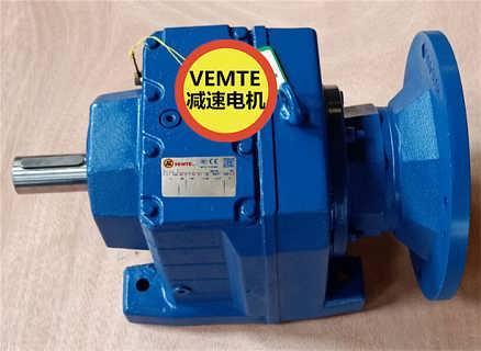 刹车电机减速机4千瓦R107Y112M4