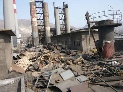求购专业承揽高跨度钢结构工程拆除,废旧厂房拆除,工厂设备报废处理