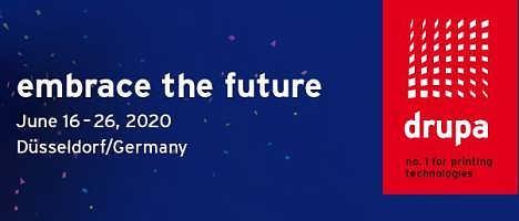 2020年德国杜塞尔多夫印刷展(DRUPA 2020)
