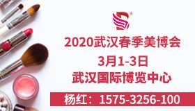 2020年武汉美博会  一年三届