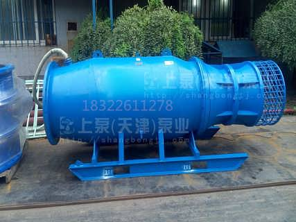 ZQB轴流式潜水泵参数及型号大流量