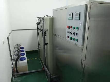 江苏浦膜环保-盐城疾控中心实验室废水处理设备