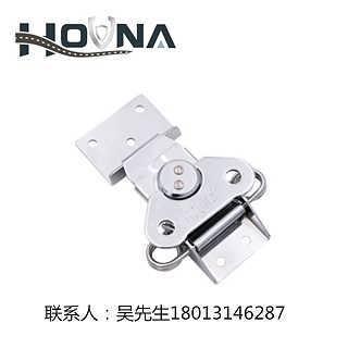 蝴蝶锁,集装箱不锈钢锁具,不锈钢门锁,不锈钢蝴蝶锁芯-苏州华纳机电有限公司-五金配件