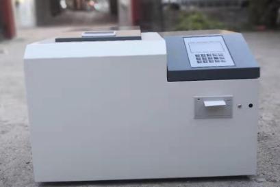 检测煤矸石热值发热量哪款大卡机做的准