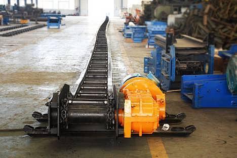 厂家现货SGB-420/30刮板输送机榆林热销-新泰众泰机械配件有限公司