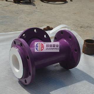 四氟内衬复合管/直销价格/使用环境/使用条件
