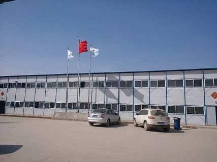 秦皇岛彩钢活动房生产安装-天津祈虹彩钢钢构有限公司.