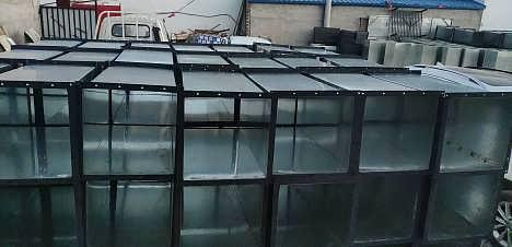 消防排烟、新风系统镀锌板管道加工厂-内蒙古阿华商贸有限公司
