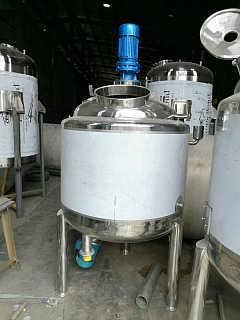朔州不锈钢反应釜304材质耐酸碱厂家定制-吴桥天城机械设备有限公司销售部