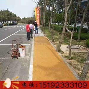 江�K�P州道路改色�┥�彩�^分提高道路功能性