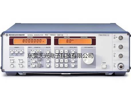 R&S SMY02�_德�c施瓦茨信��l生器使用�f明