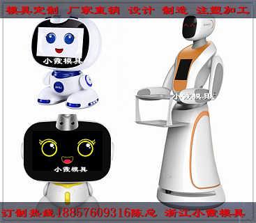 机器人外壳塑胶模具-台州市黄岩小霞模具有限公司.