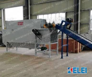 聚合硫酸铁卸料机_科磊机械_超细粉_无尘拆包机_移动方便