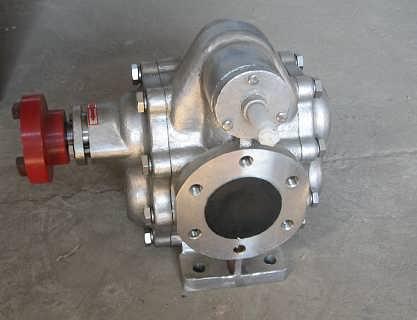 顾客喜爱的红旗高温泵厂KCB系列齿轮泵