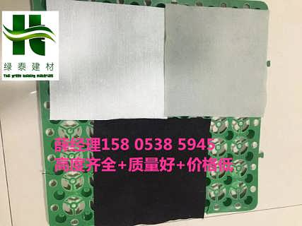 无锡2.5公分滤水板=地下室蓄排水板图片-泰安�新�泰建材有限公司.