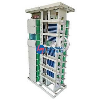 576芯MODF架详细图文内部结构-宁波宏脉通信科技有限公司