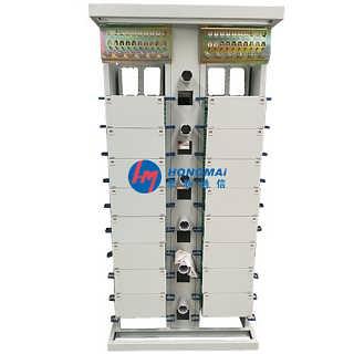 864OMDF光纤配线架配置详细尺寸-宁波宏脉通信科技有限公司