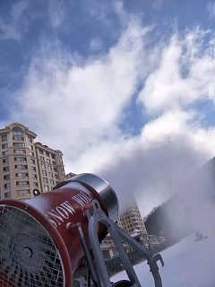 运城零油耗雪质细腻人工造雪机厂家直销售价