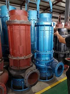 衡阳耐高温排污泵 小型清淤泵-山东沃泉泵业有限公司-销售部