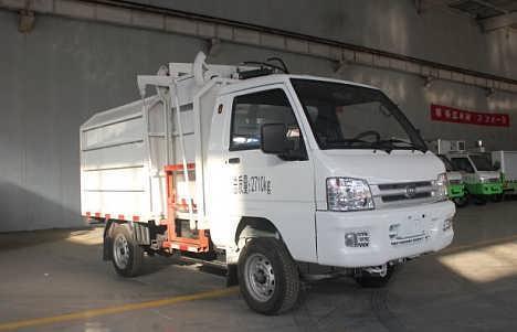 纯电动餐厨垃圾车-北京和田汽车科技服务有限公司