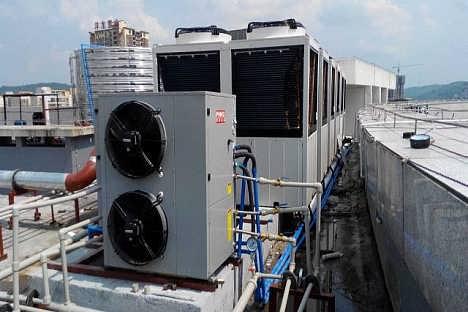 热泵机组降噪处理,热泵机组隔音处理-杭州阿来环保设备有限公司