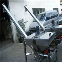 阜新市玉米灌包螺旋提升机LJ-曲阜六九重工机械制造有限公司.