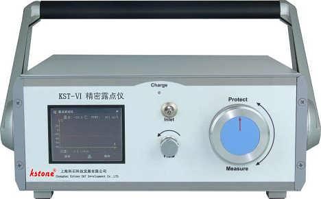 KST-VI 智能微水仪(露点仪)-上海石头电子有限公司