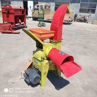 羊饲料专业粉草机大型铡草机北京最优质的铡草机-曲阜市鲁宏机械设备有限公司
