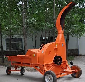 羊饲料小型家用铡草机 干湿两用铡草机 硬纸条切段机-曲阜市鲁宏机械设备有限公司