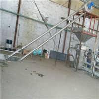 青岛盘片式管链粉体输送机LJ-曲阜六九重工机械制造有限公司.