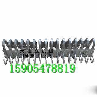 SU1000皮带扣 kJ1000手拉式钉扣机  输送带扣-济宁市天德立机械设备有限公司(销售2部)