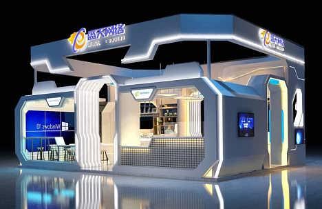 特装展台搭建工厂 展厅设计制作 展会布置-武汉简艺尚展览服务有限公司