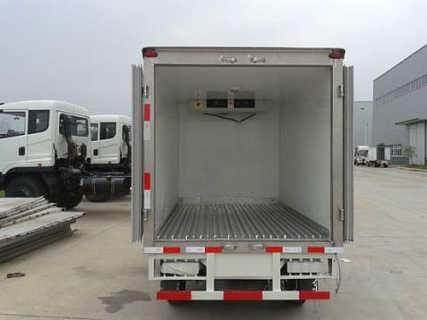 从北海到清远冷藏车运输包车随时发车-上海保可物流有限公司.