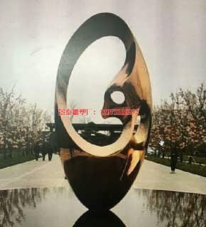 jt抽象鸽子雕塑 动物不锈钢雕塑工厂-新乐市景泰雕塑厂