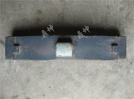 GK1C工矿机车铸铁闸瓦物美价廉-济宁市鼎坤机械设备有限公司销售部