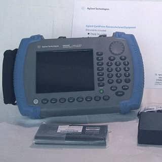 求�二手手持式�l�V分析�xN9344C回收