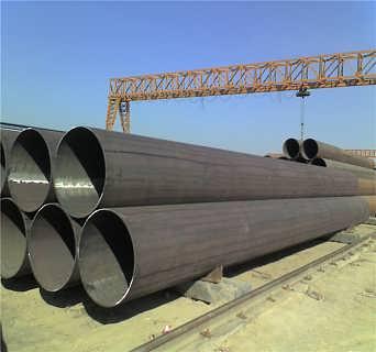 天然气专用焊管-集贤县L245高频焊直缝钢管厂家值得购买-河北蒂瑞克管道设备有限公司-管件部