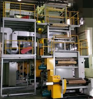 凹版印刷机复合机厂家制造印刷成套设备-无锡市博宇塑机有限公司
