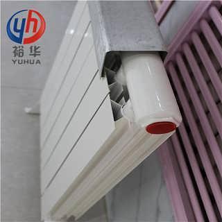 GLZY80-60/600-1.2钢铝复合暖气片构造(加工、材质、结构)