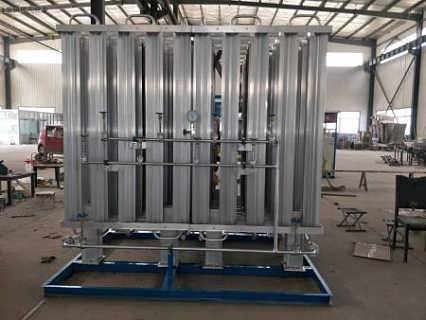 空温式气化器  调压撬  卸车增压器  撬装