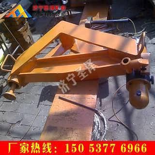 液压弯轨机 KWPY300型液压水平弯道器规格 轨道机械弯道器